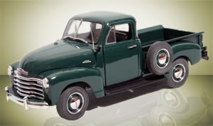 The Danbury Mint 1953 Chevrolet Pickup.