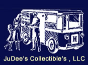 Visit our friends at ''Judee Collectibles'' today!