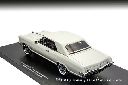 1965 Buick Riviera Gran Sport Enthusiasts Edition